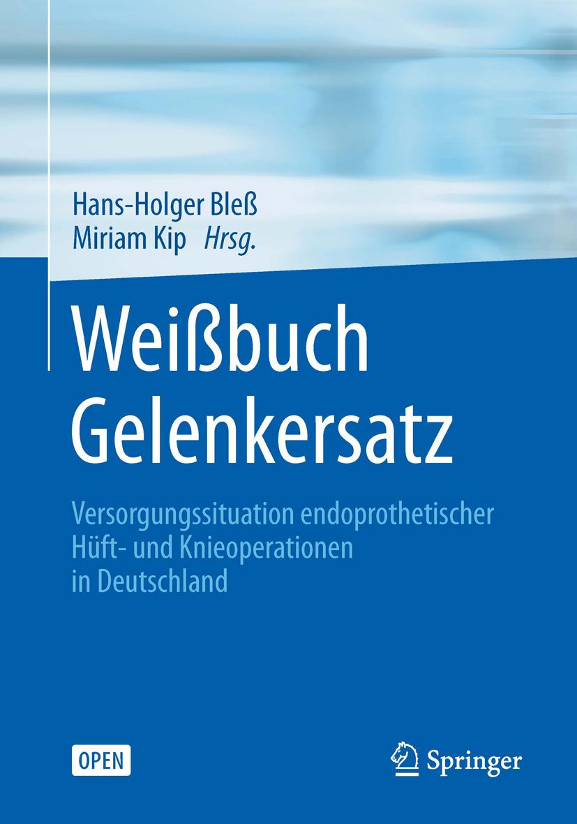 Bleß, H.-H. - Weißbuch Gelenkersatz, ebook