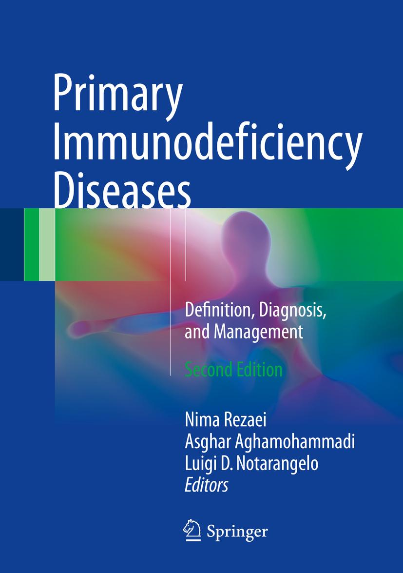 Aghamohammadi, Asghar - Primary Immunodeficiency Diseases, ebook