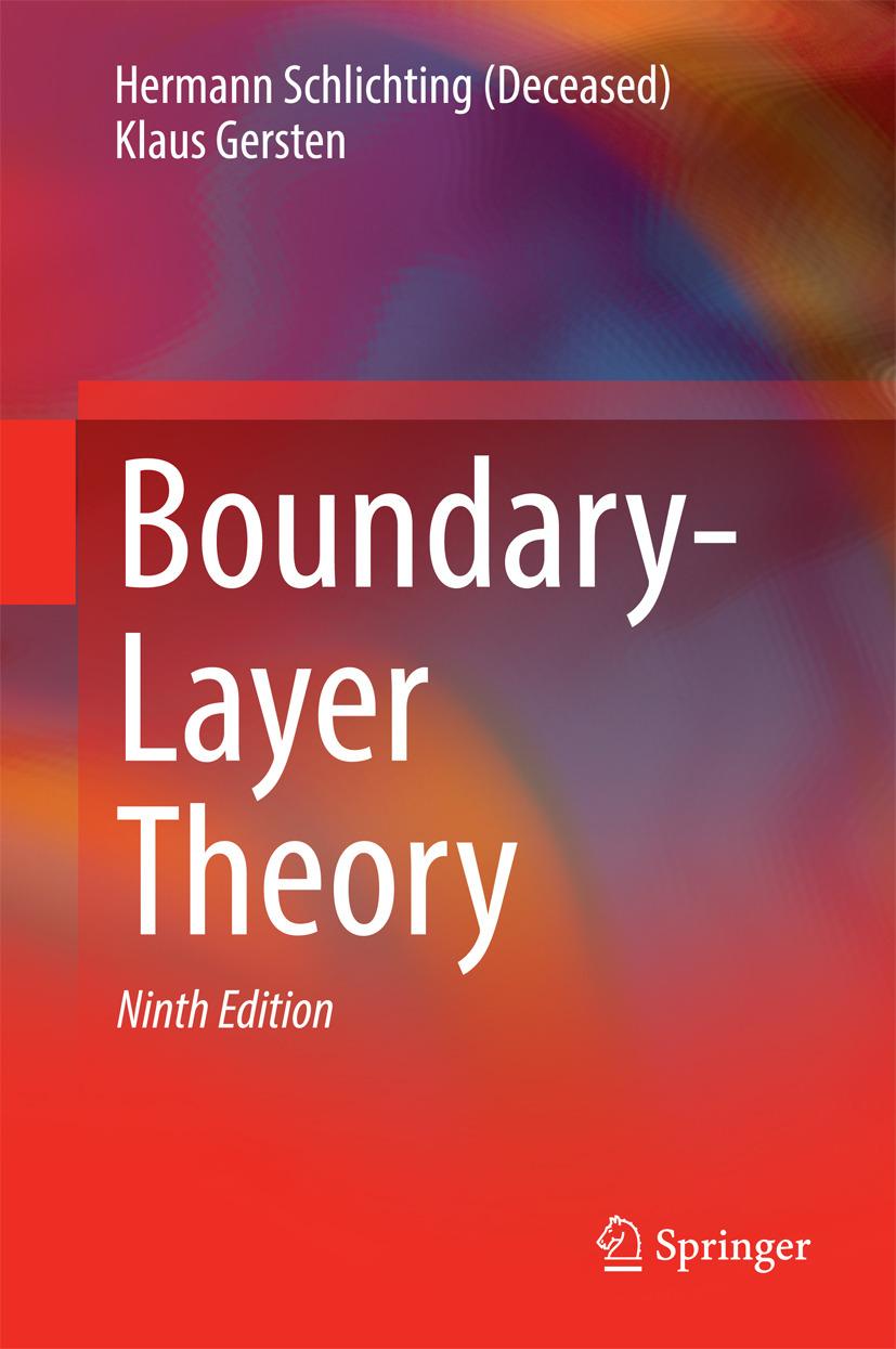 (Deceased), Hermann Schlichting - Boundary-Layer Theory, ebook