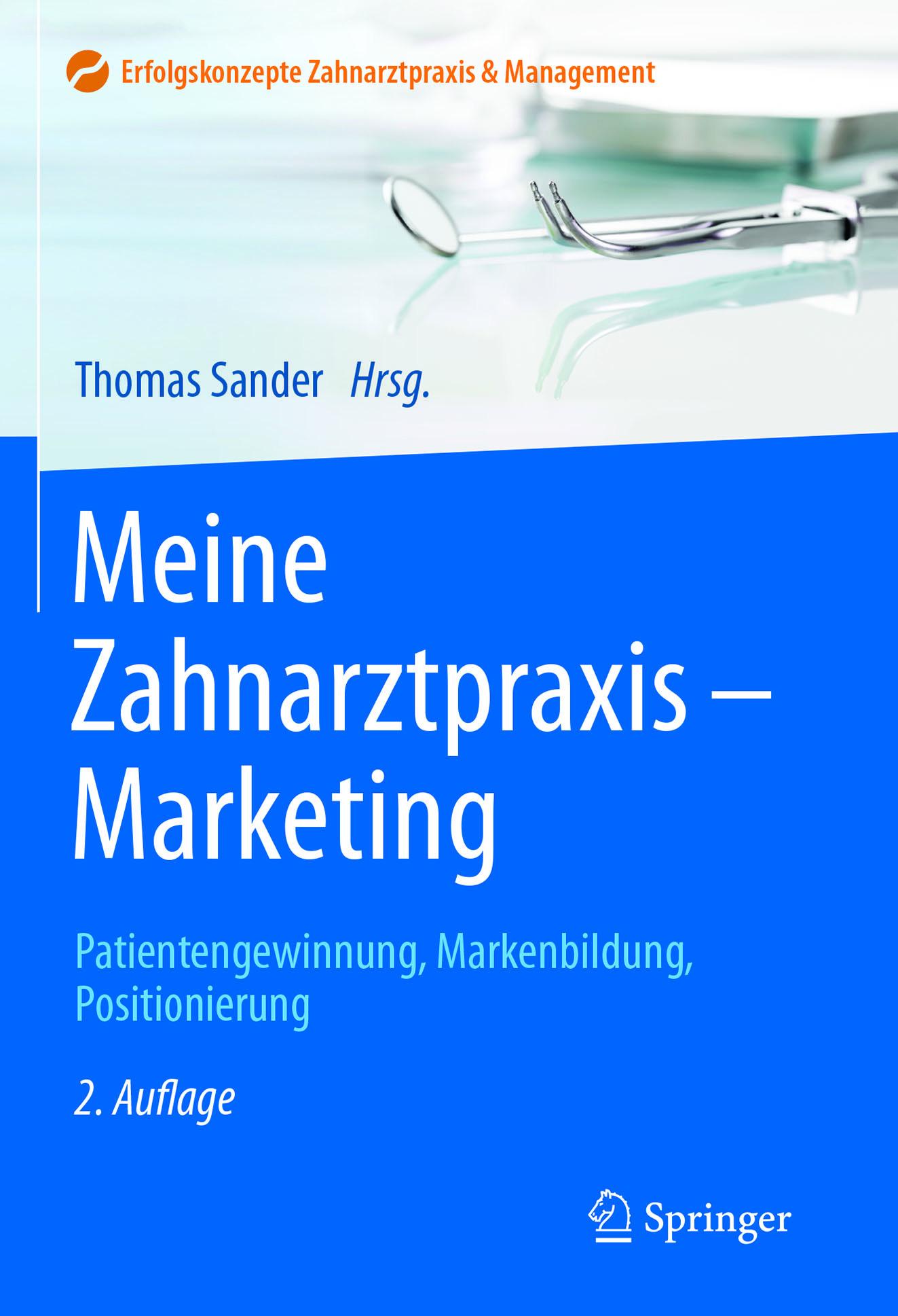 Sander, Thomas - Meine Zahnarztpraxis - Marketing, ebook