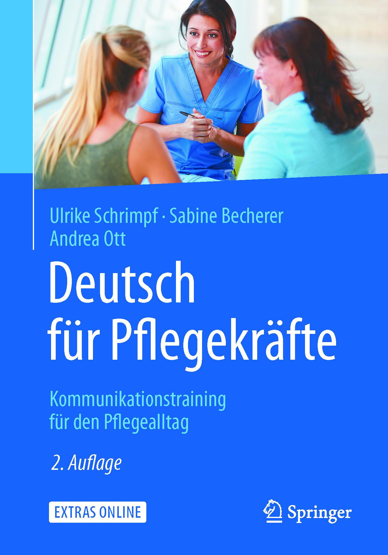 Becherer, Sabine - Deutsch für Pflegekräfte, e-kirja