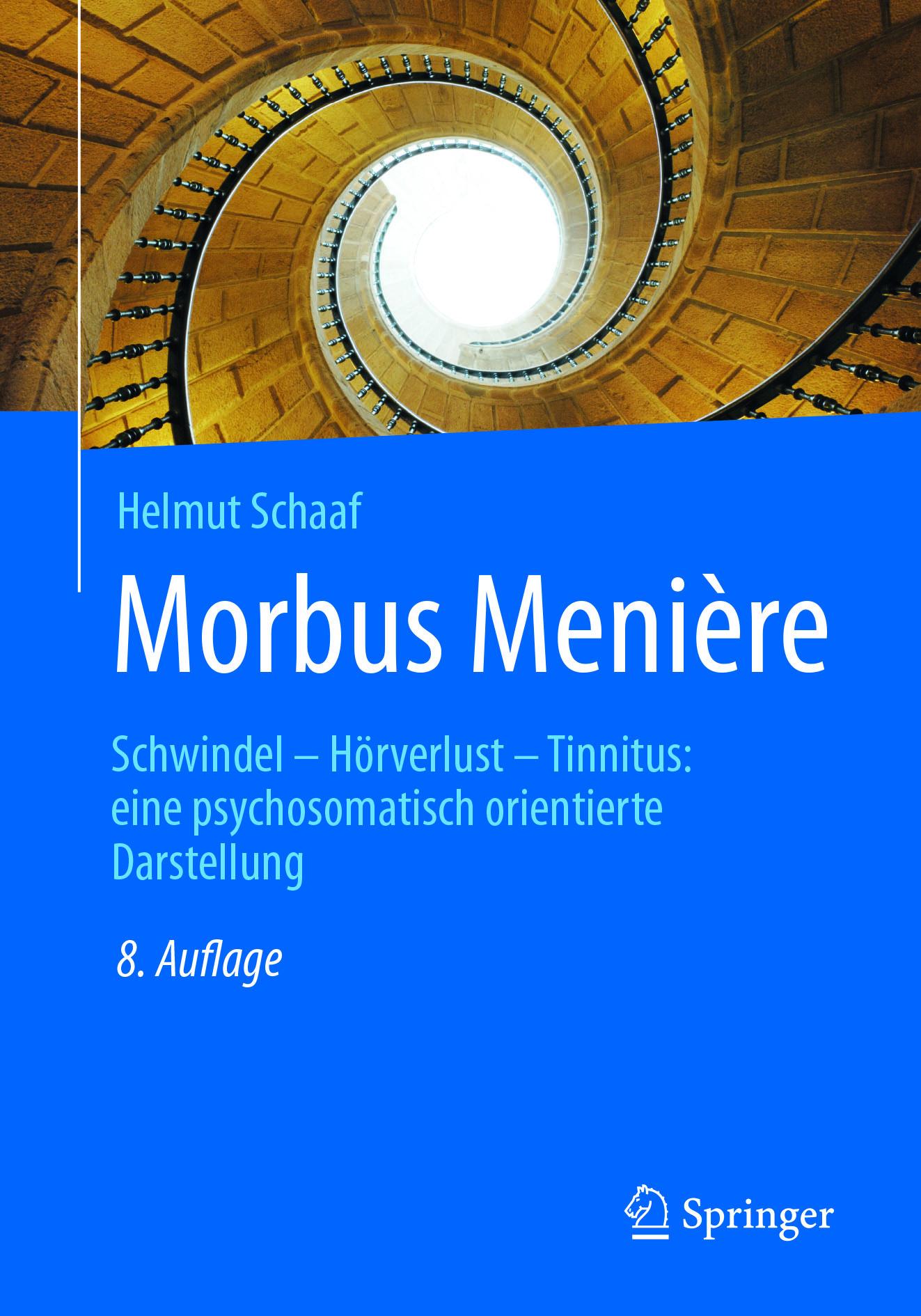 Schaaf, Helmut - Morbus Menière, ebook
