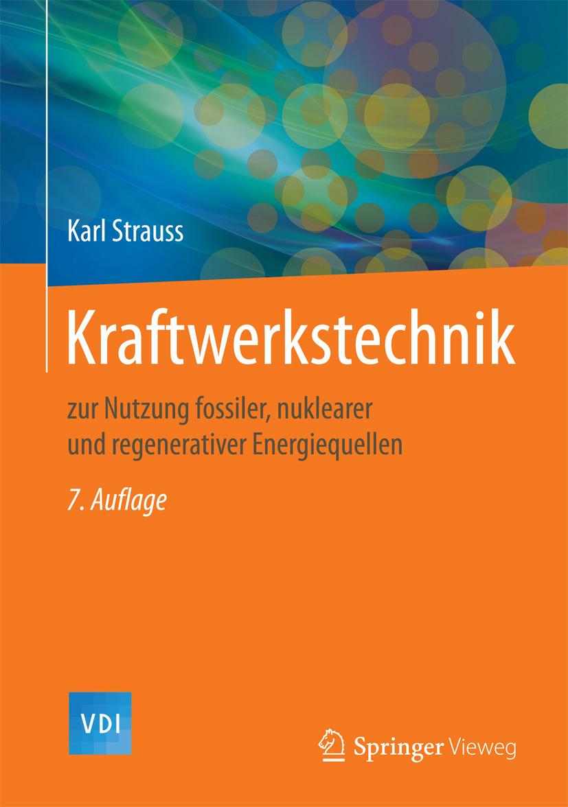 Strauss, Karl - Kraftwerkstechnik, ebook