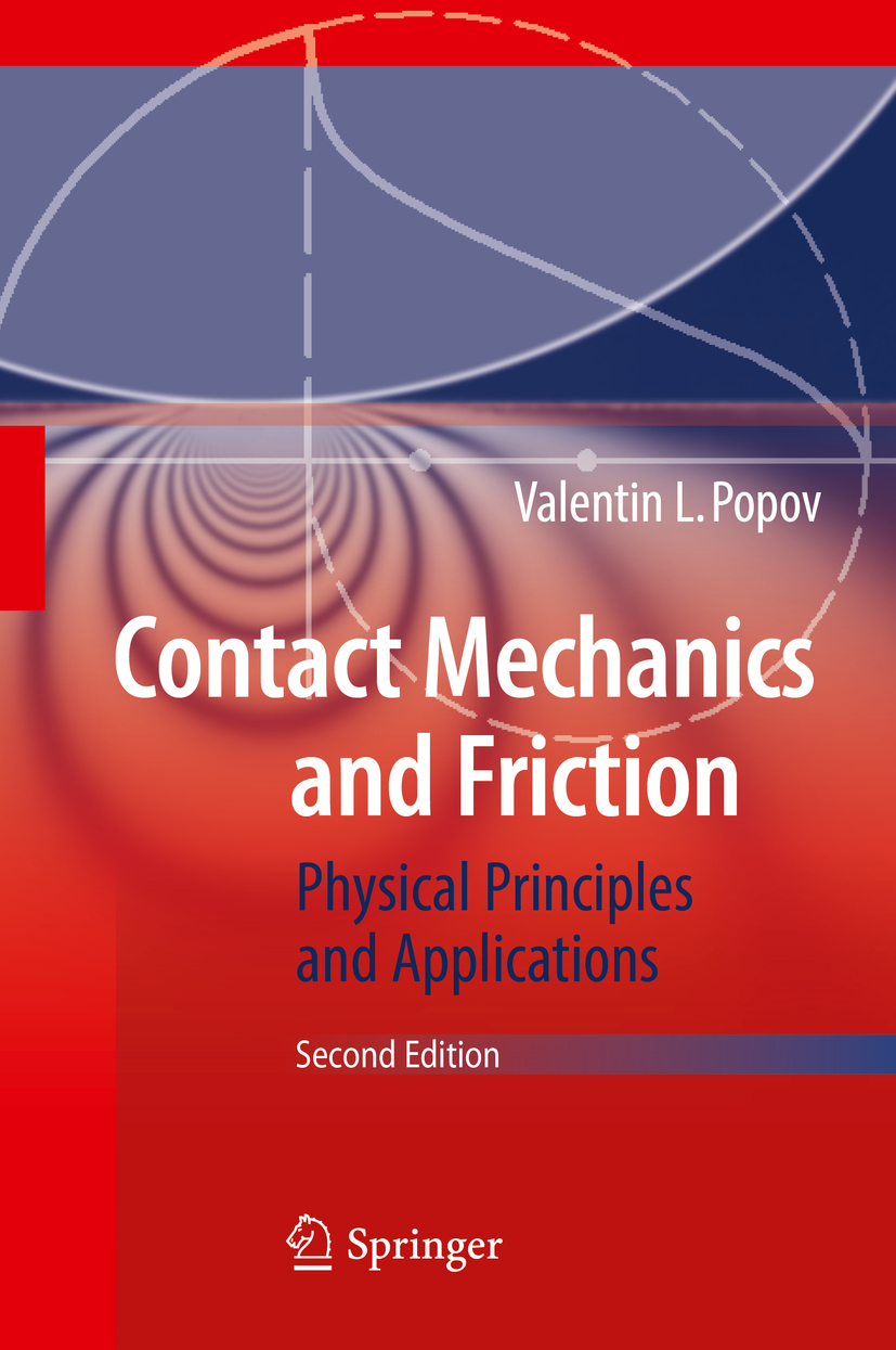 Popov, Valentin L. - Contact Mechanics and Friction, ebook