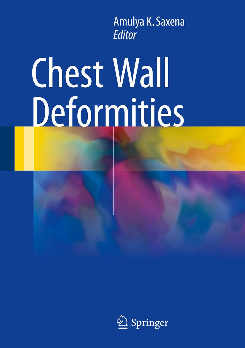 Saxena, Amulya K. - Chest Wall Deformities, ebook