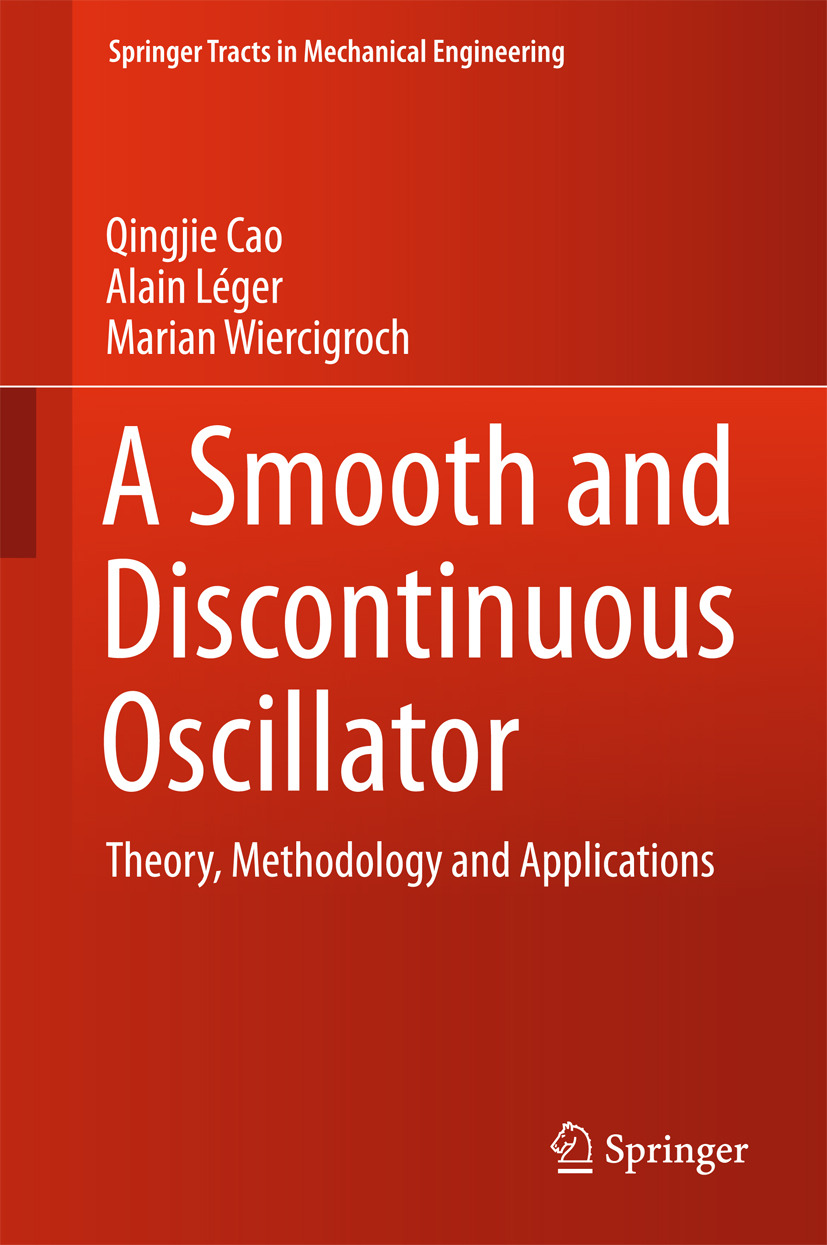 Cao, Qingjie - A Smooth and Discontinuous Oscillator, ebook