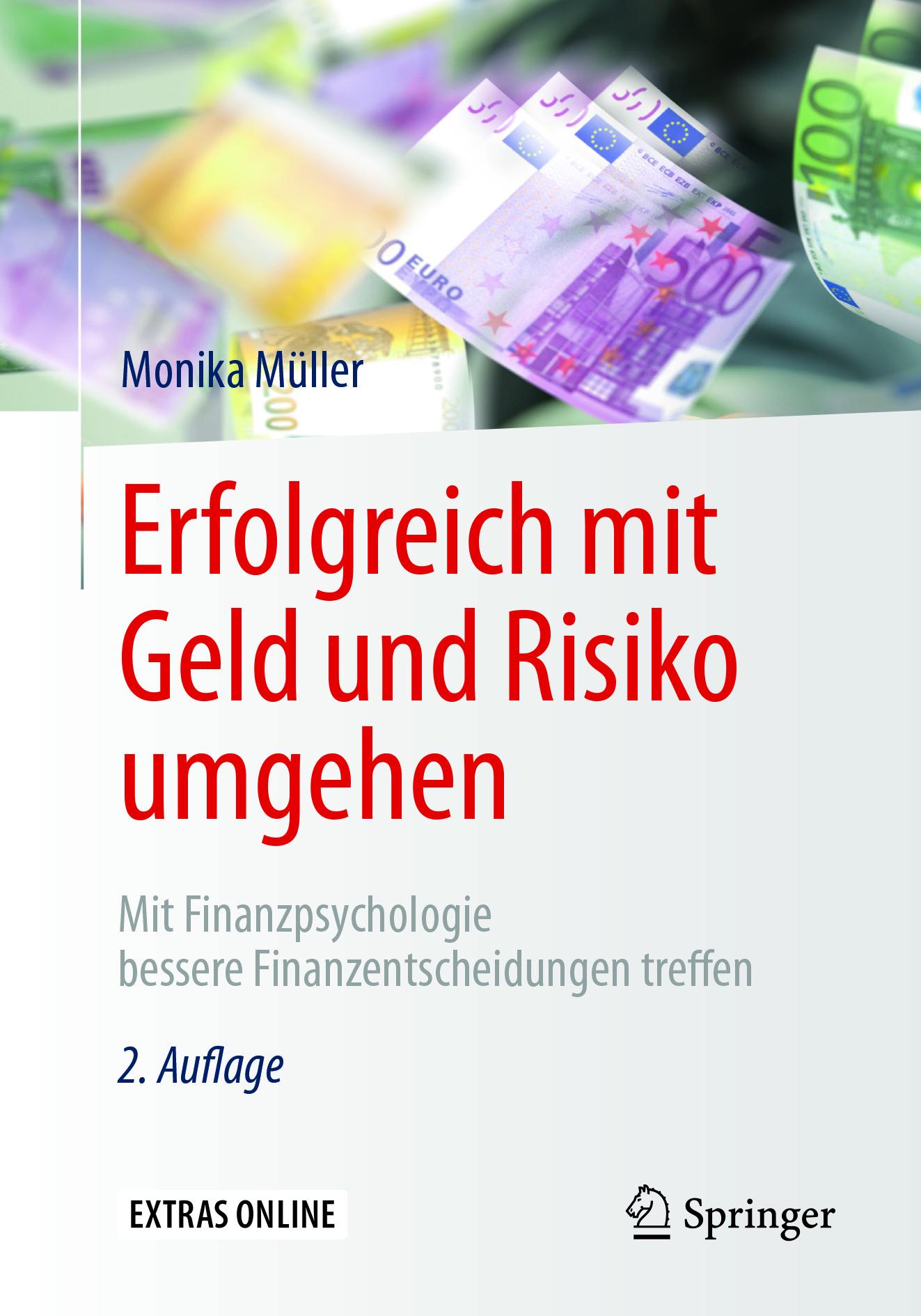Müller, Monika - Erfolgreich mit Geld und Risiko umgehen, ebook