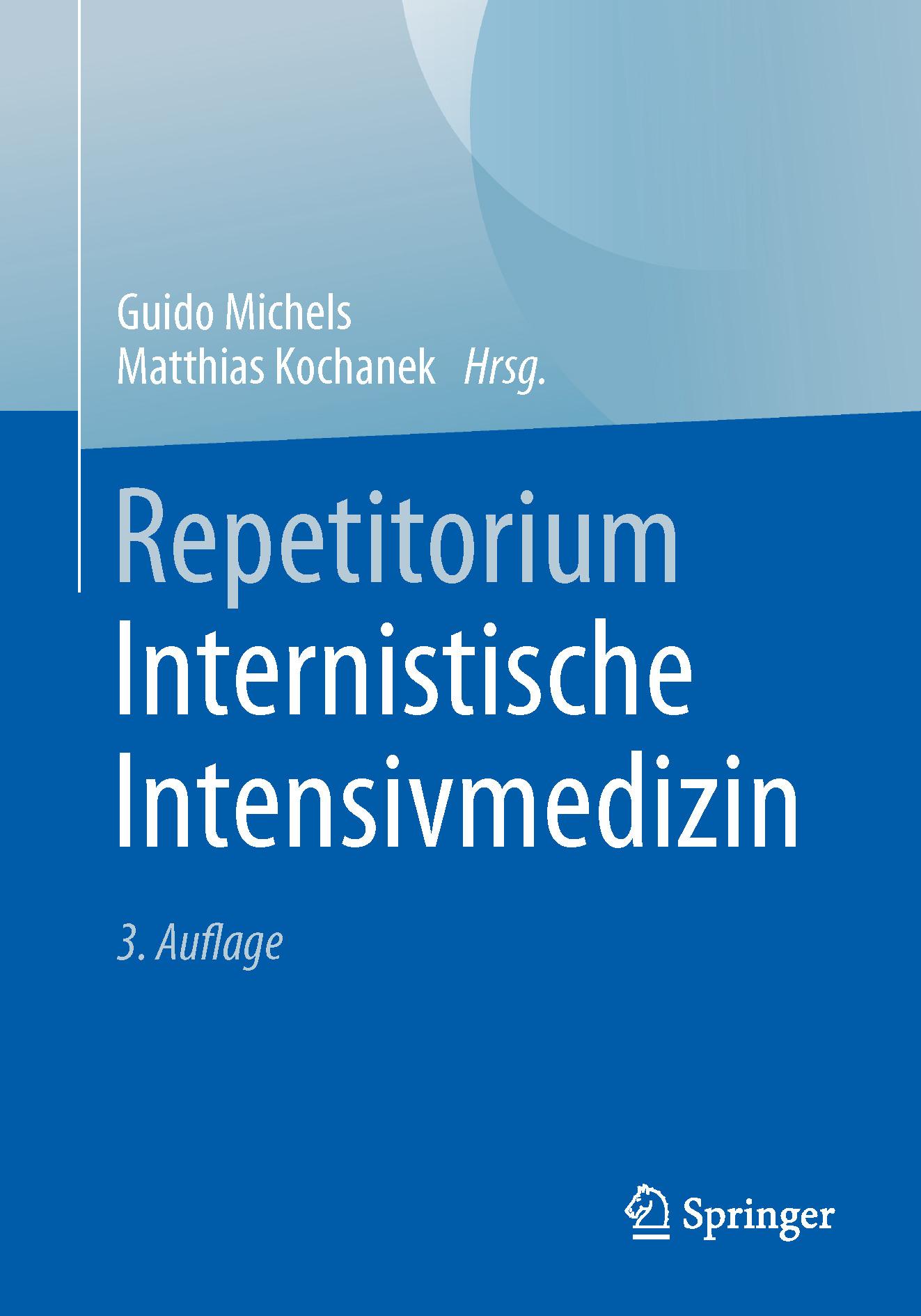 Kochanek, Matthias - Repetitorium Internistische Intensivmedizin, ebook