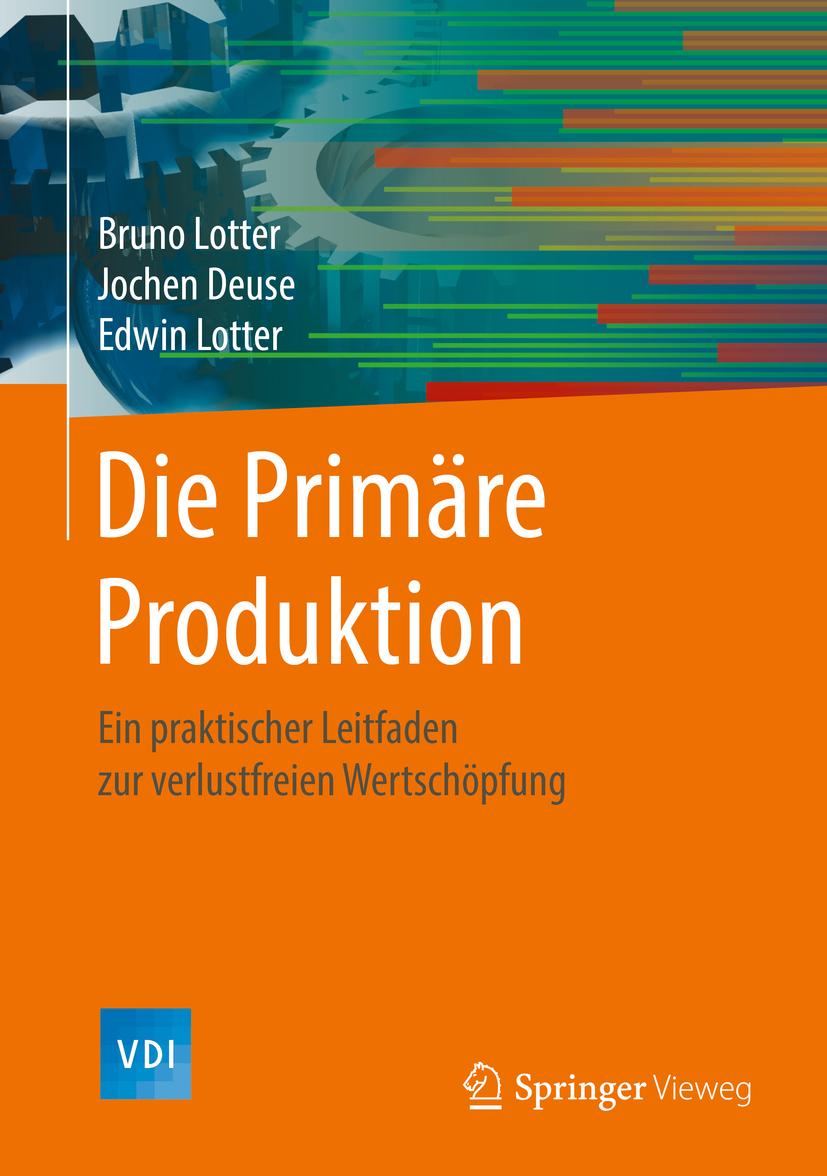 Deuse, Jochen - Die Primäre Produktion, ebook