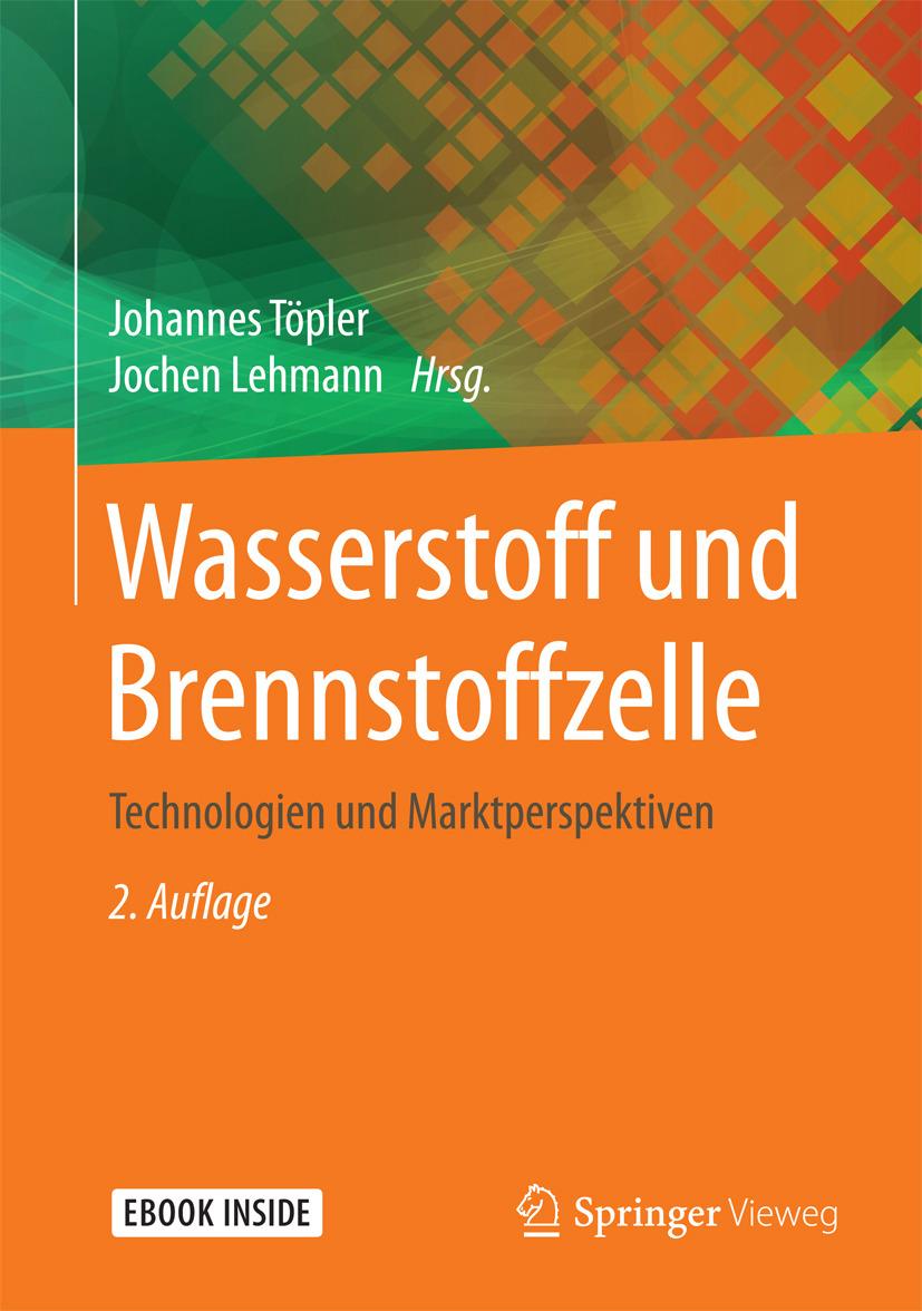 Lehmann, Jochen - Wasserstoff und Brennstoffzelle, ebook