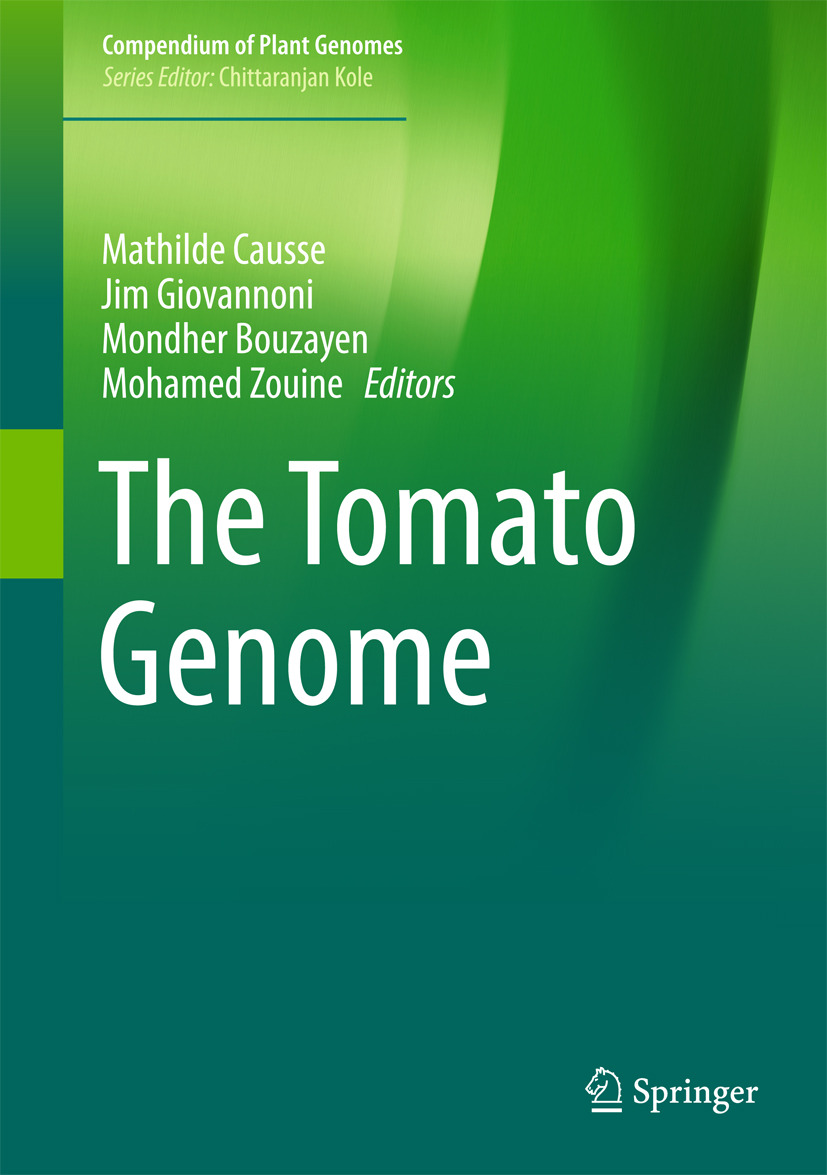 Bouzayen, Mondher - The Tomato Genome, ebook