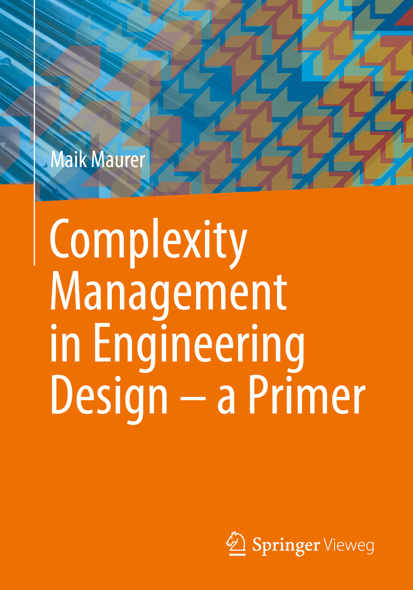 Maurer, Maik - Complexity Management in Engineering Design – a Primer, ebook
