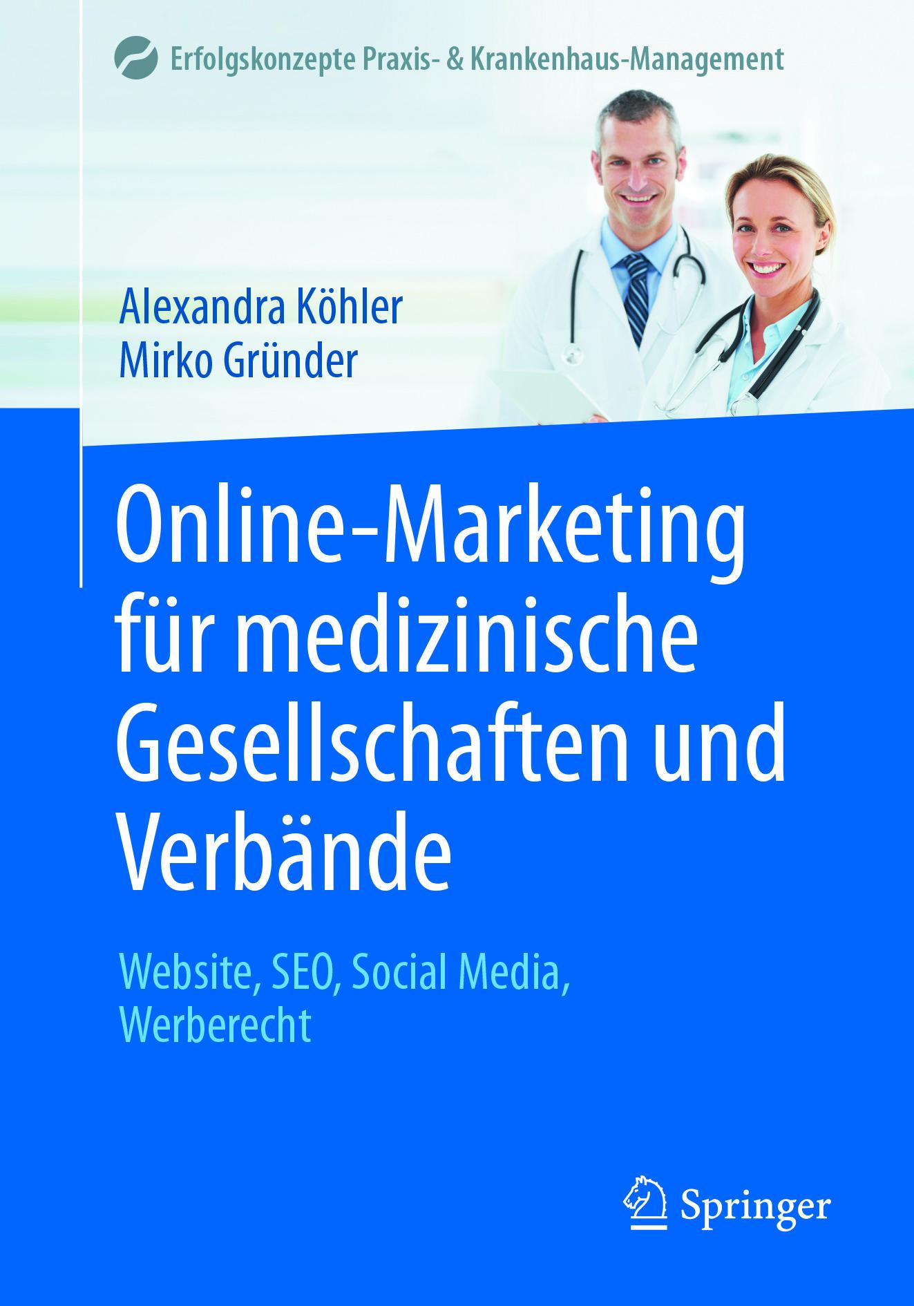 Gründer, Mirko - Online-Marketing für medizinische Gesellschaften und Verbände, ebook