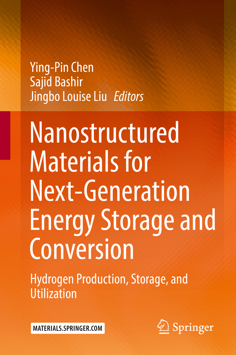 Bashir, Sajid - Nanostructured Materials for Next-Generation Energy Storage and Conversion, ebook