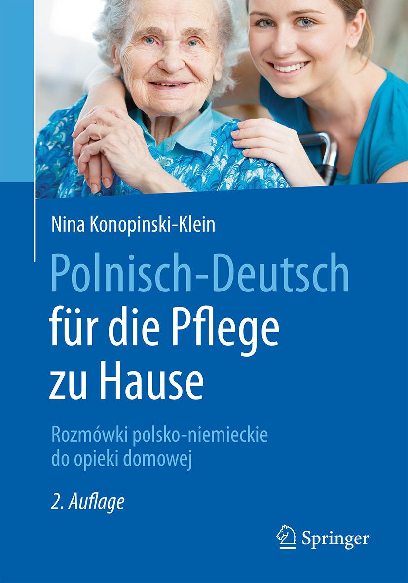 Konopinski-Klein, Nina - Polnisch-Deutsch für die Pflege zu Hause, ebook