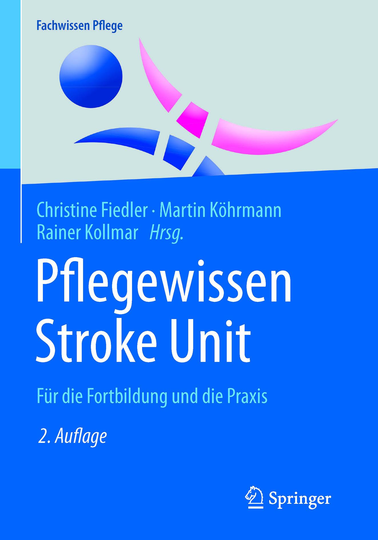 Fiedler, Christine - Pflegewissen Stroke Unit, ebook