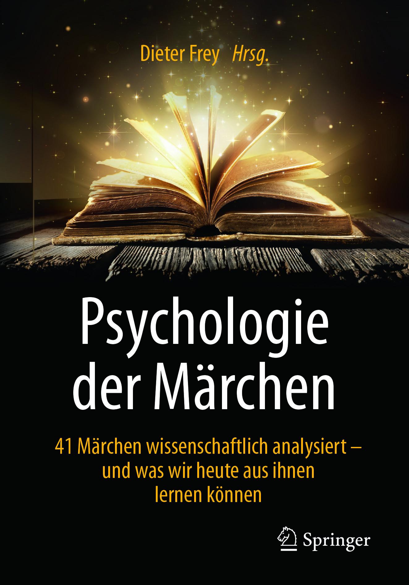 Frey, Dieter - Psychologie der Märchen, ebook