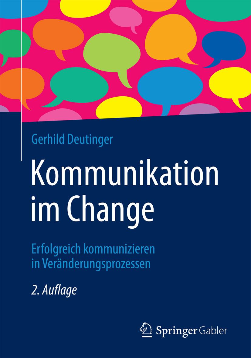 Deutinger, Gerhild - Kommunikation im Change, ebook