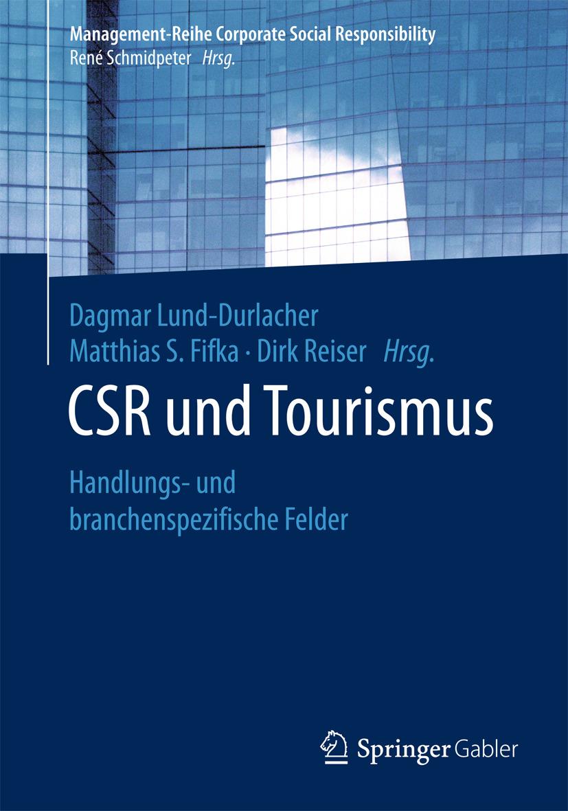 Fifka, Matthias S. - CSR und Tourismus, e-bok