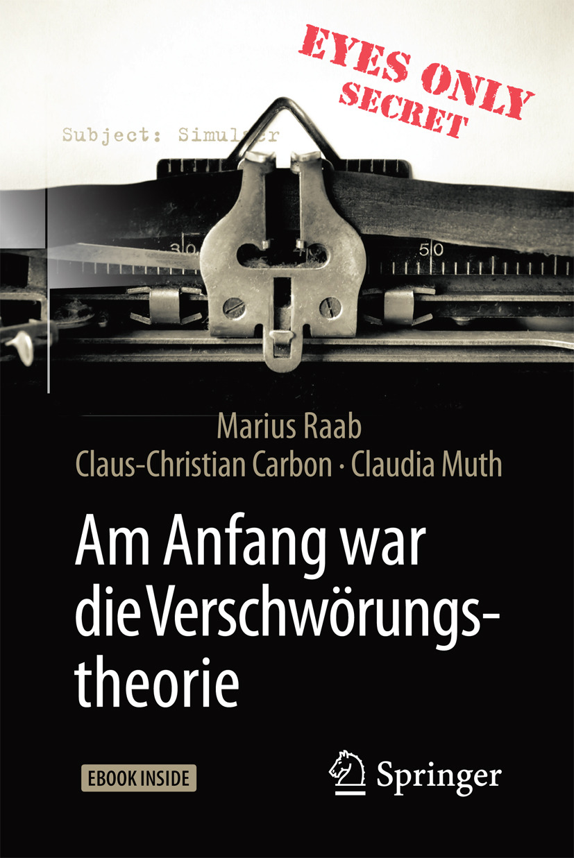 Carbon, Claus-Christian - Am Anfang war die Verschwörungstheorie, ebook