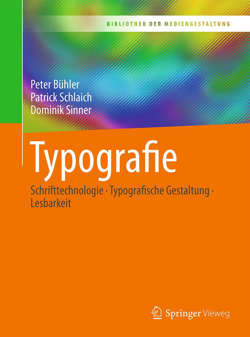Bühler, Peter - Typografie, ebook