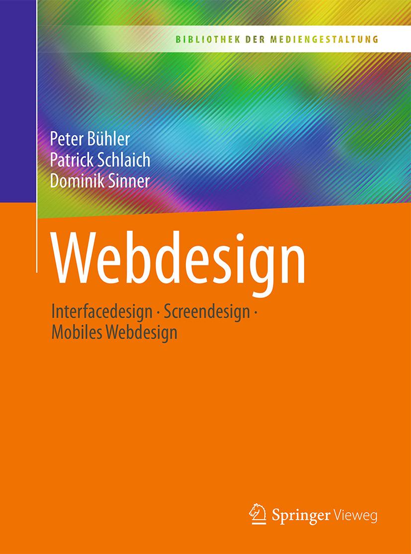 Bühler, Peter - Webdesign, ebook