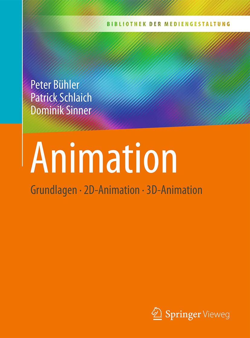Bühler, Peter - Animation, ebook