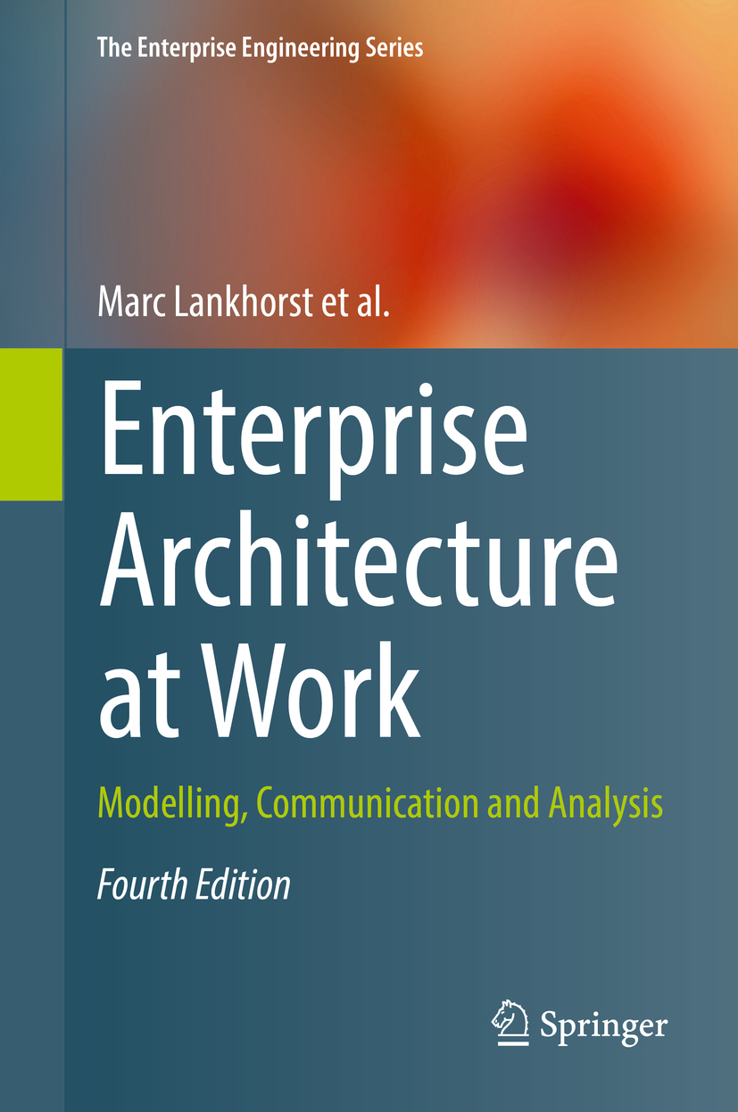 Lankhorst, Marc - Enterprise Architecture at Work, ebook