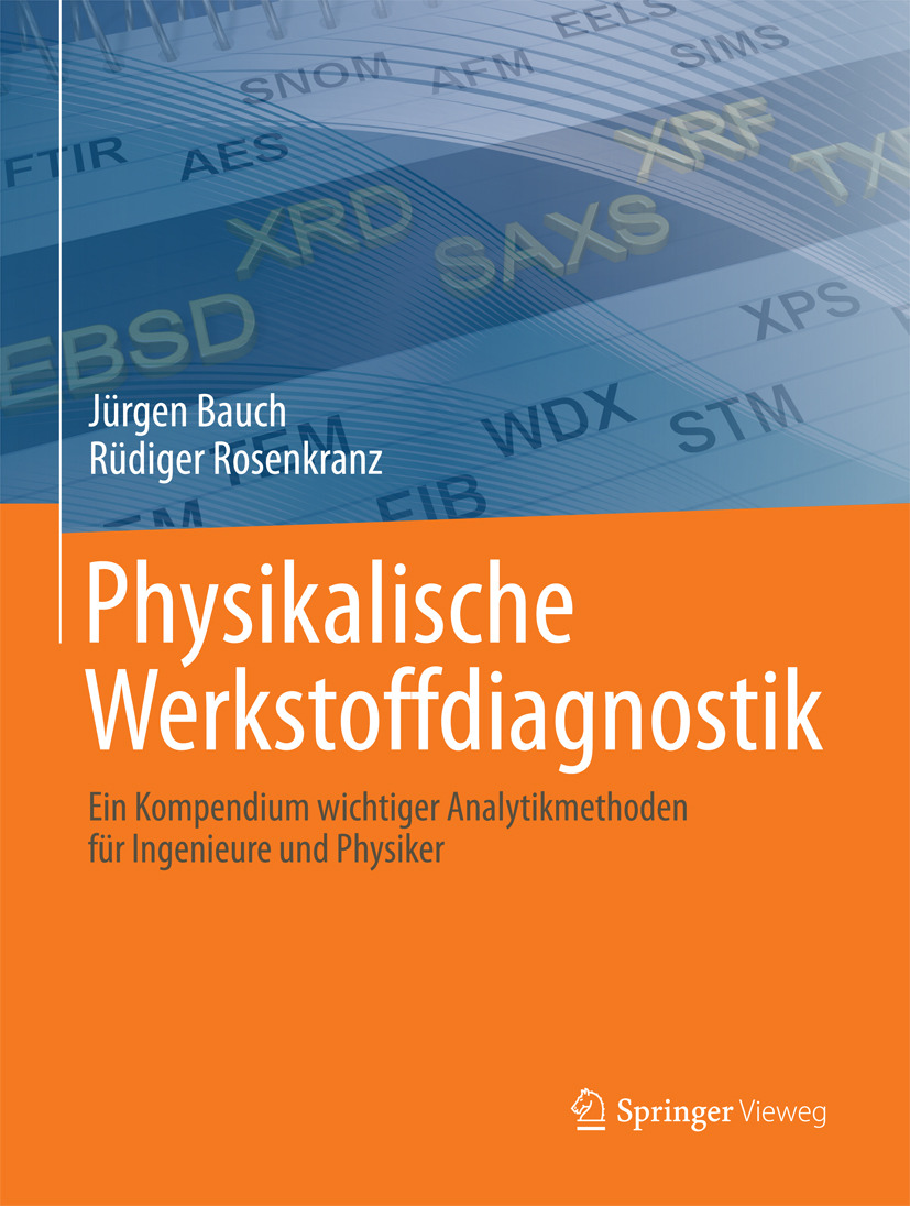 Bauch, Jürgen - Physikalische Werkstoffdiagnostik, ebook