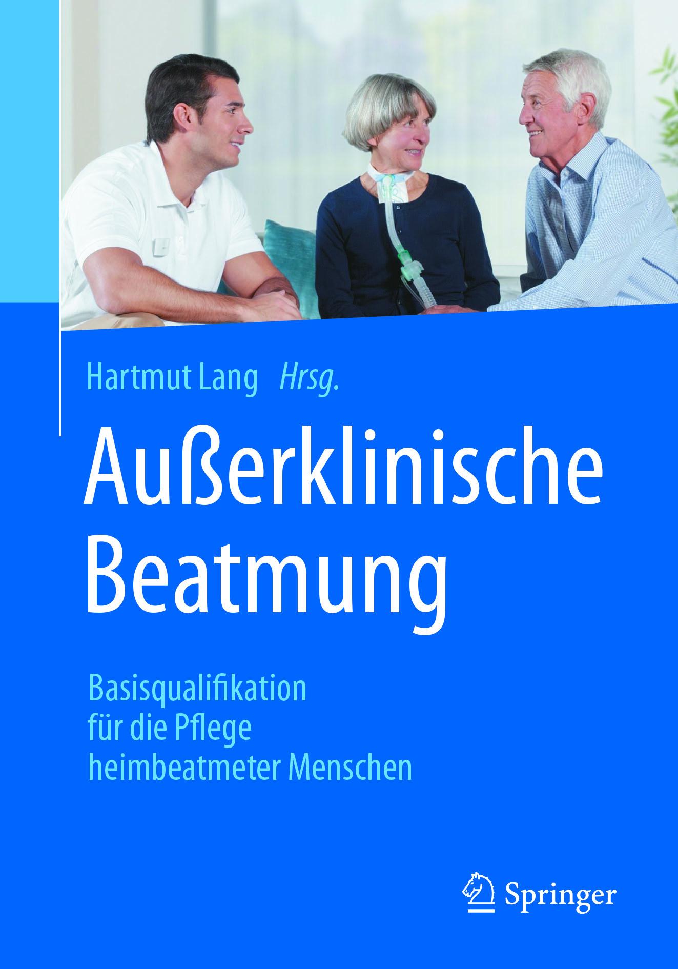 Lang, Hartmut - Außerklinische Beatmung, ebook