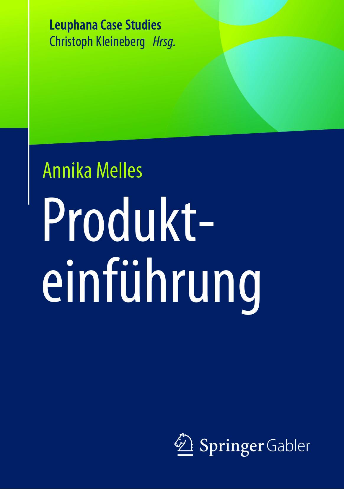 Melles, Annika - Produkteinführung, ebook