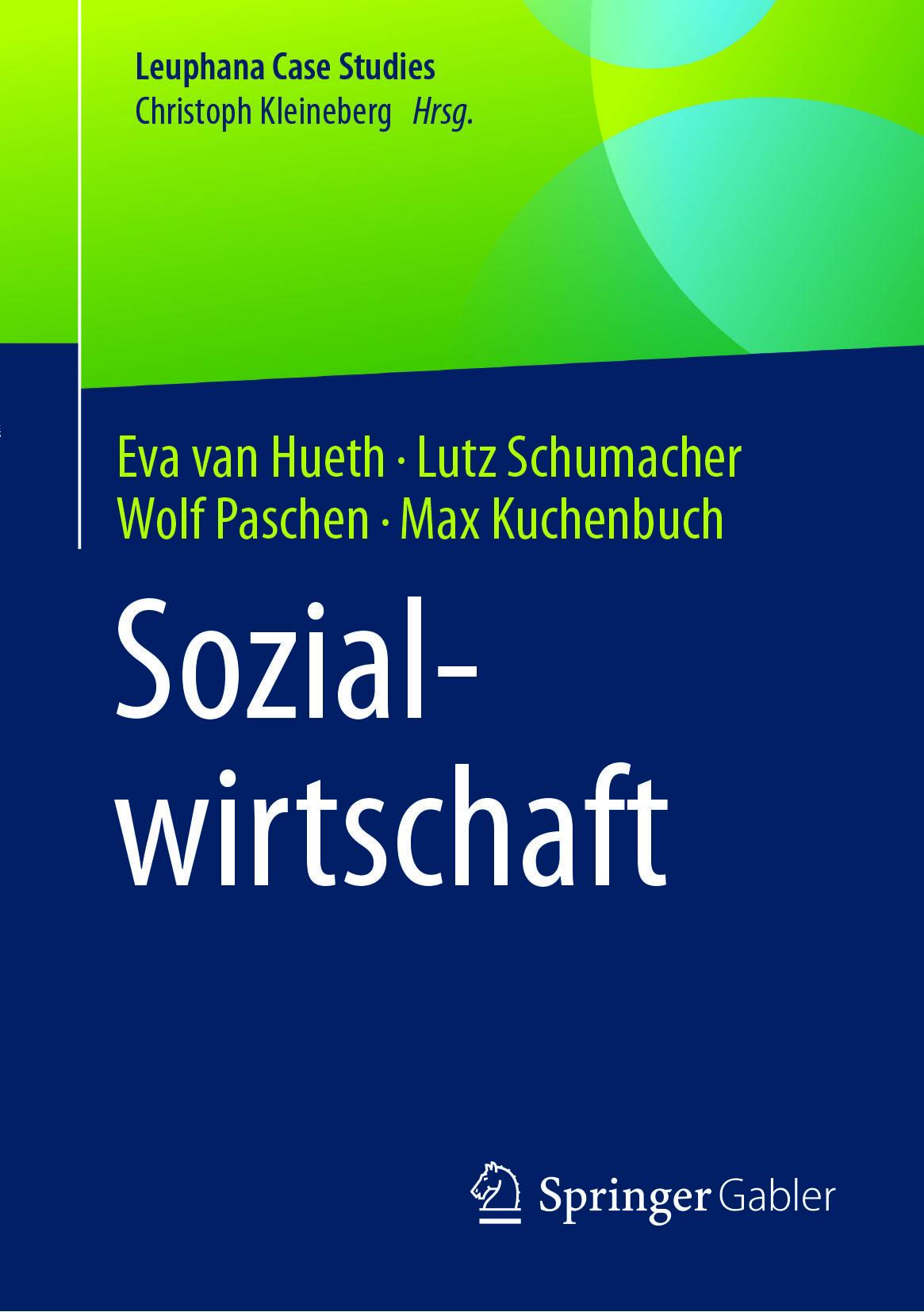 Hueth, Eva van - Sozialwirtschaft, ebook
