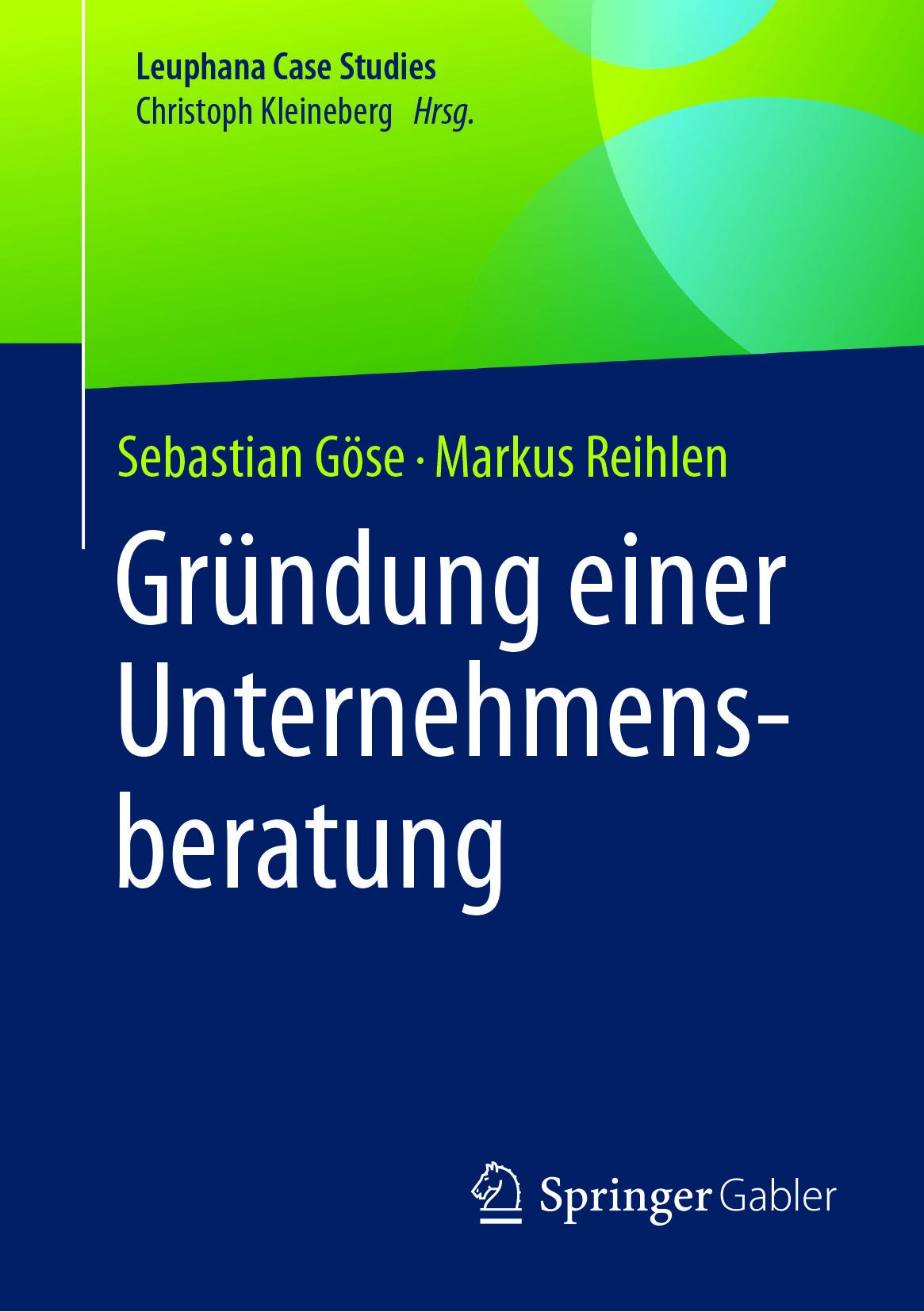 Göse, Sebastian - Gründung einer Unternehmensberatung, ebook