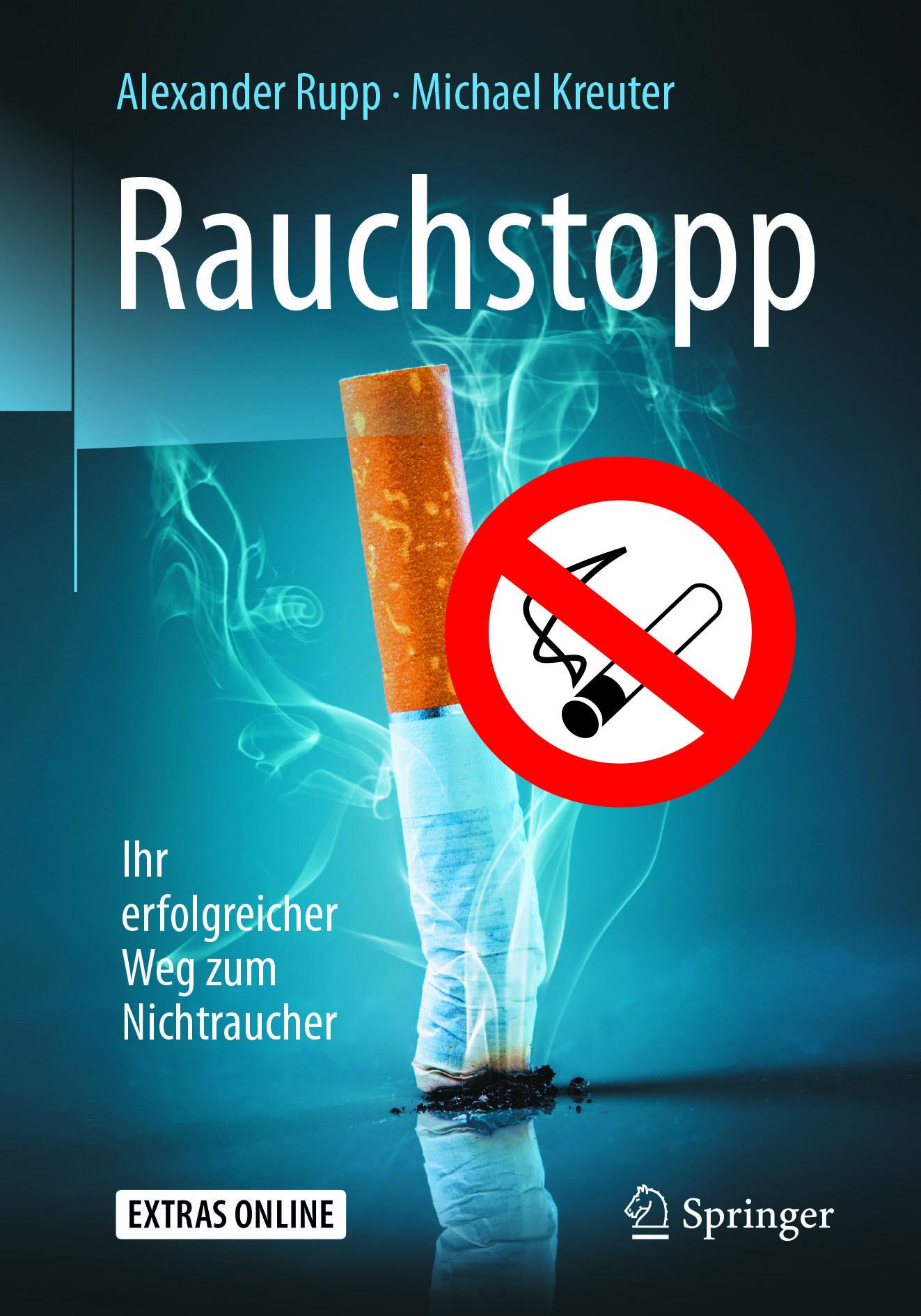 Kreuter, Michael - Rauchstopp, ebook