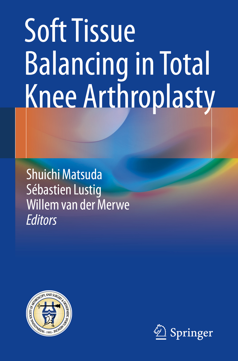 Lustig, Sébastien - Soft Tissue Balancing in Total Knee Arthroplasty, ebook