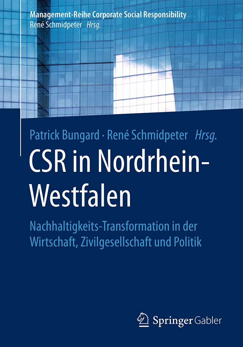 Bungard, Patrick - CSR in Nordrhein-Westfalen, ebook