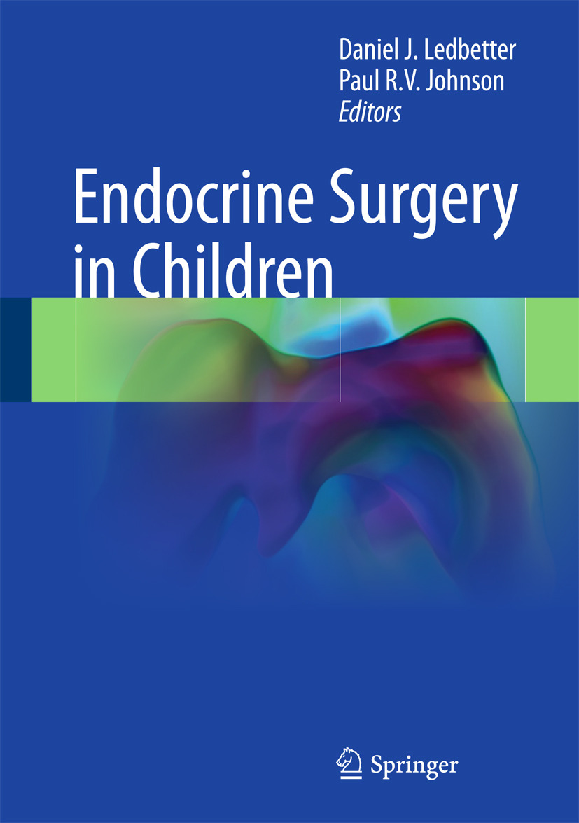 Johnson, Paul R.V. - Endocrine Surgery in Children, ebook