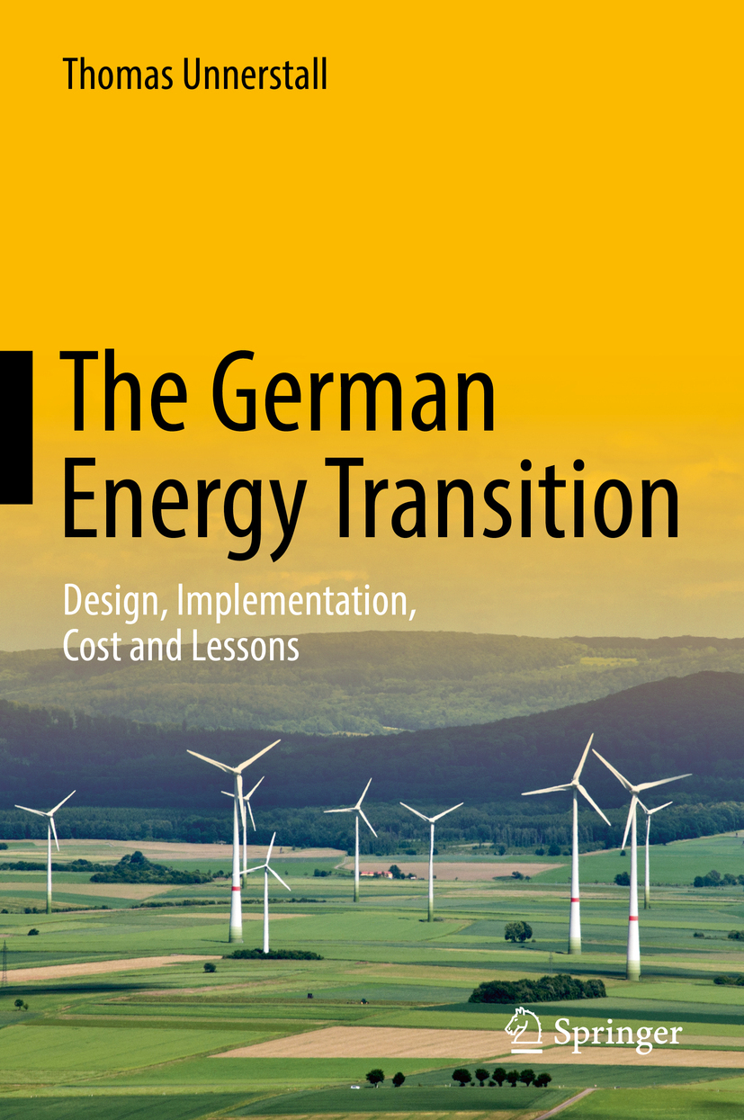 Unnerstall, Thomas - The German Energy Transition, ebook