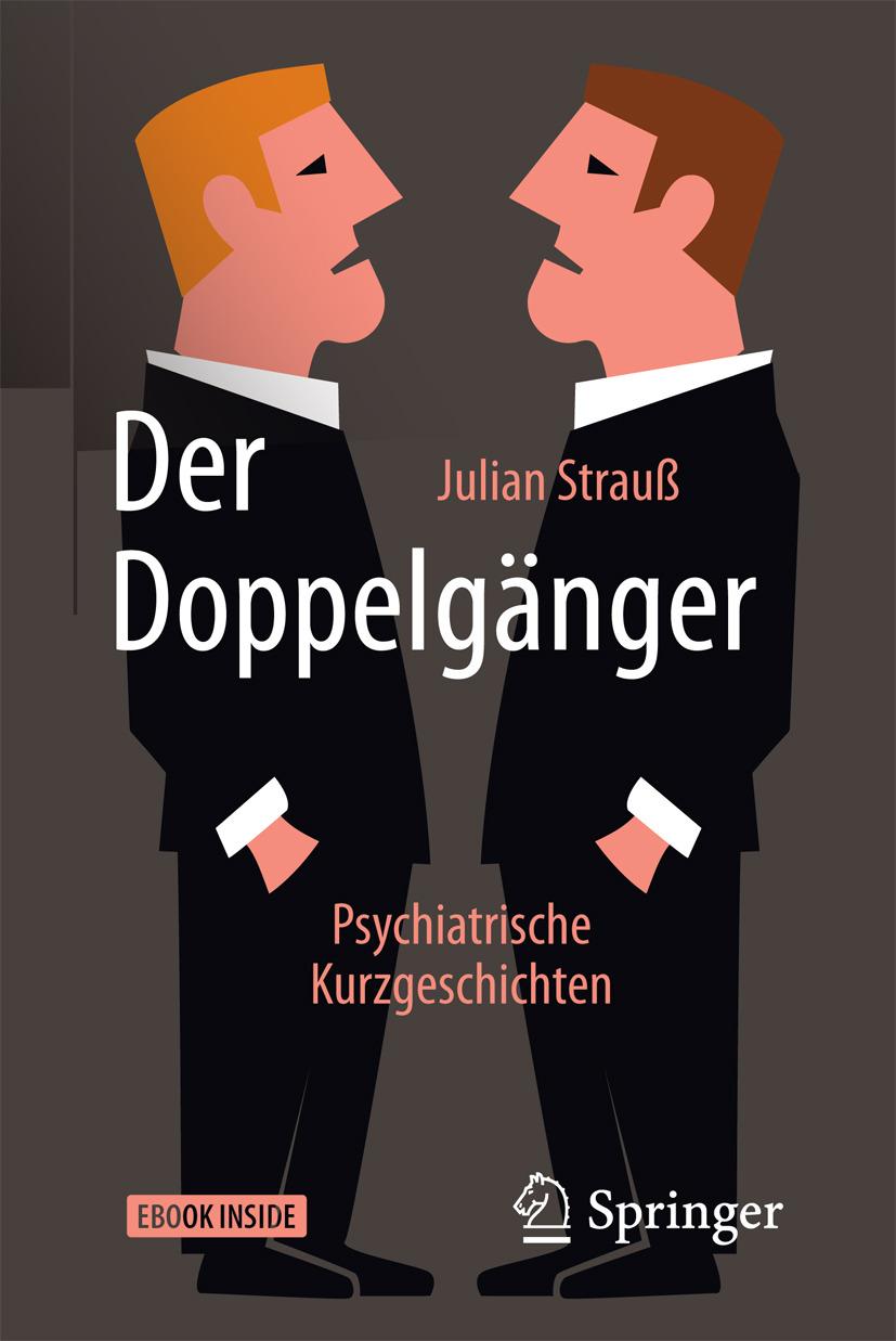 Strauß, Julian - Der Doppelgänger, ebook