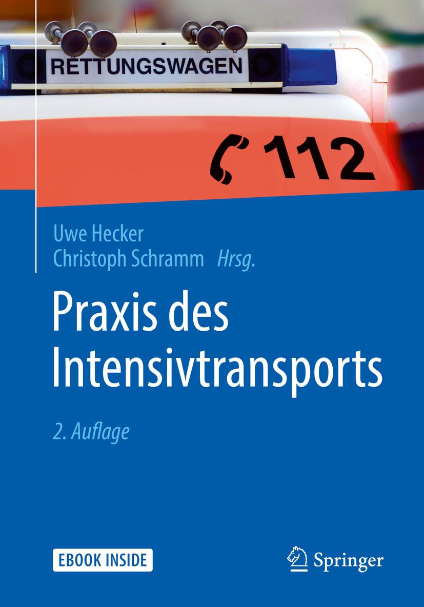 Hecker, Uwe - Praxis des Intensivtransports, ebook