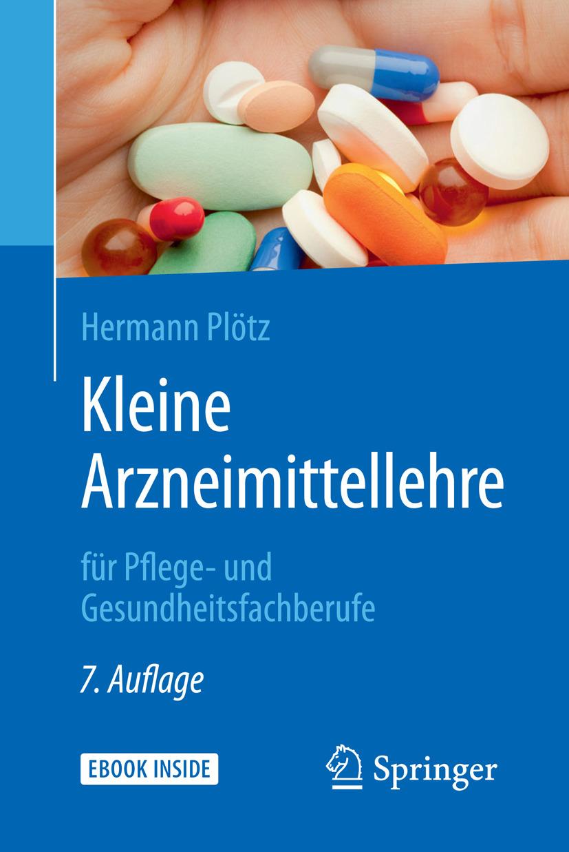 Plötz, Hermann - Kleine Arzneimittellehre, ebook