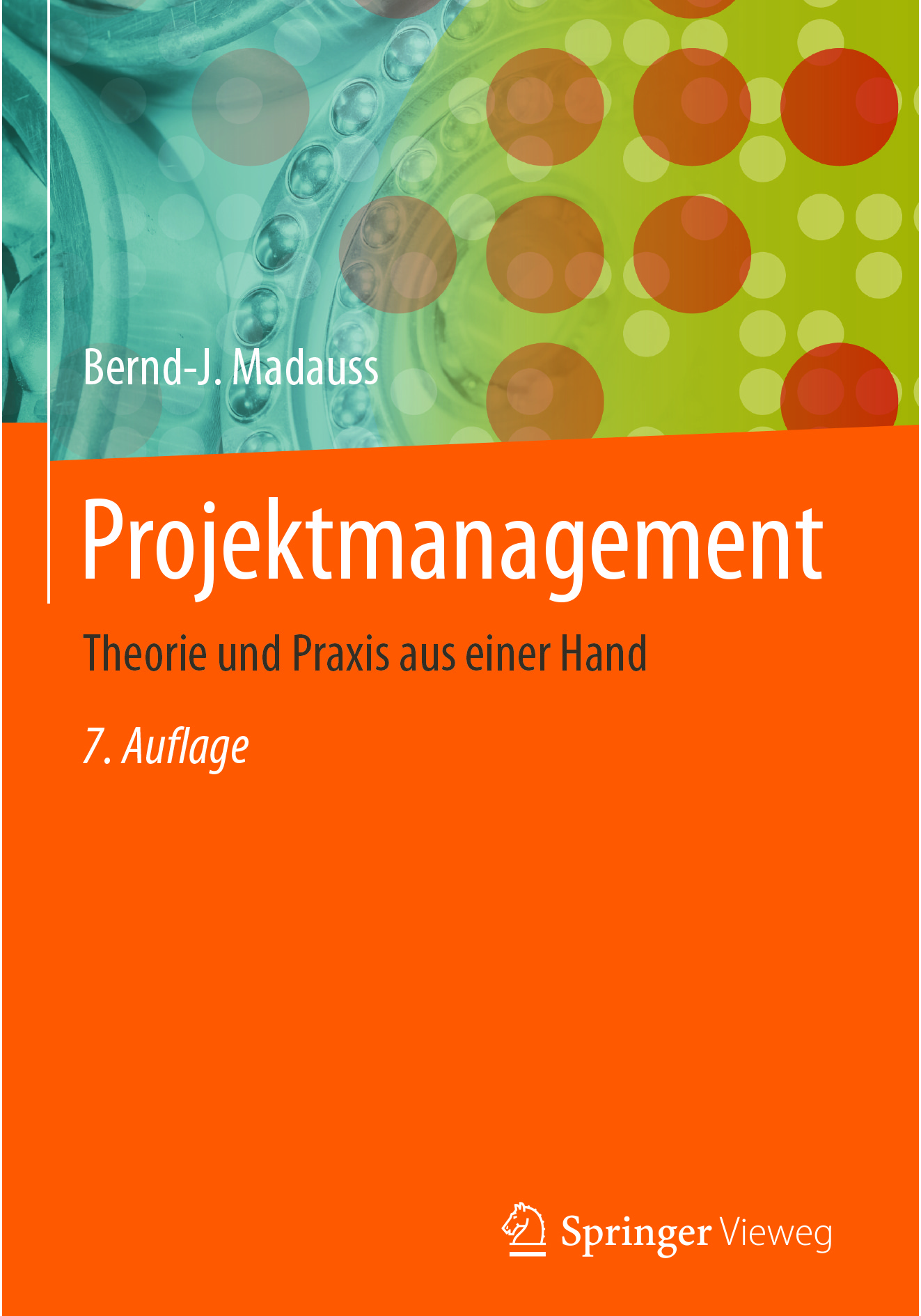 Madauss, Bernd-J - Projektmanagement, ebook