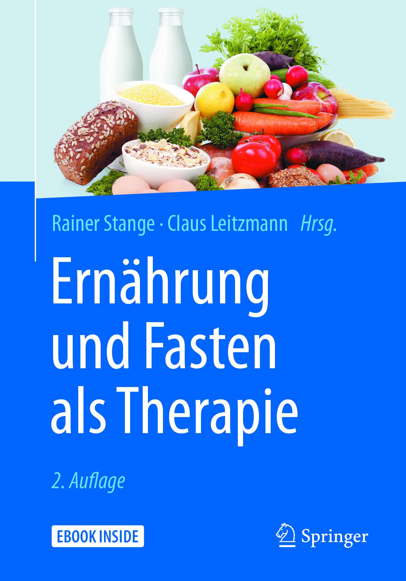 Leitzmann, Claus - Ernährung und Fasten als Therapie, ebook