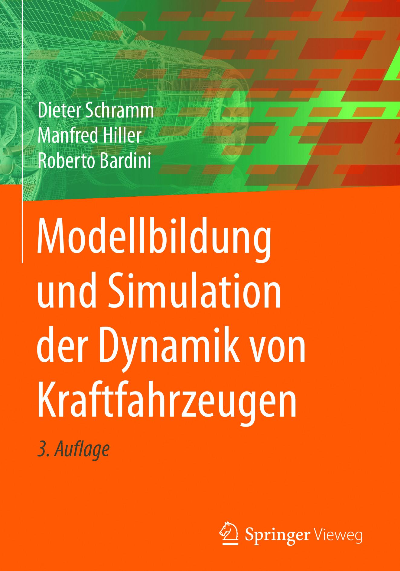 Bardini, Roberto - Modellbildung und Simulation der Dynamik von Kraftfahrzeugen, ebook