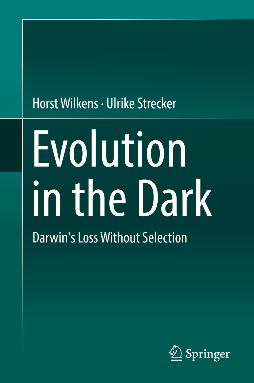 Strecker, Ulrike - Evolution in the Dark, e-bok