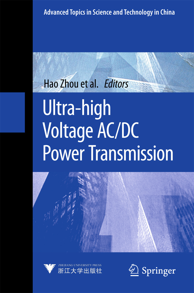 Chen, Jiamiao - Ultra-high Voltage AC/DC Power Transmission, ebook