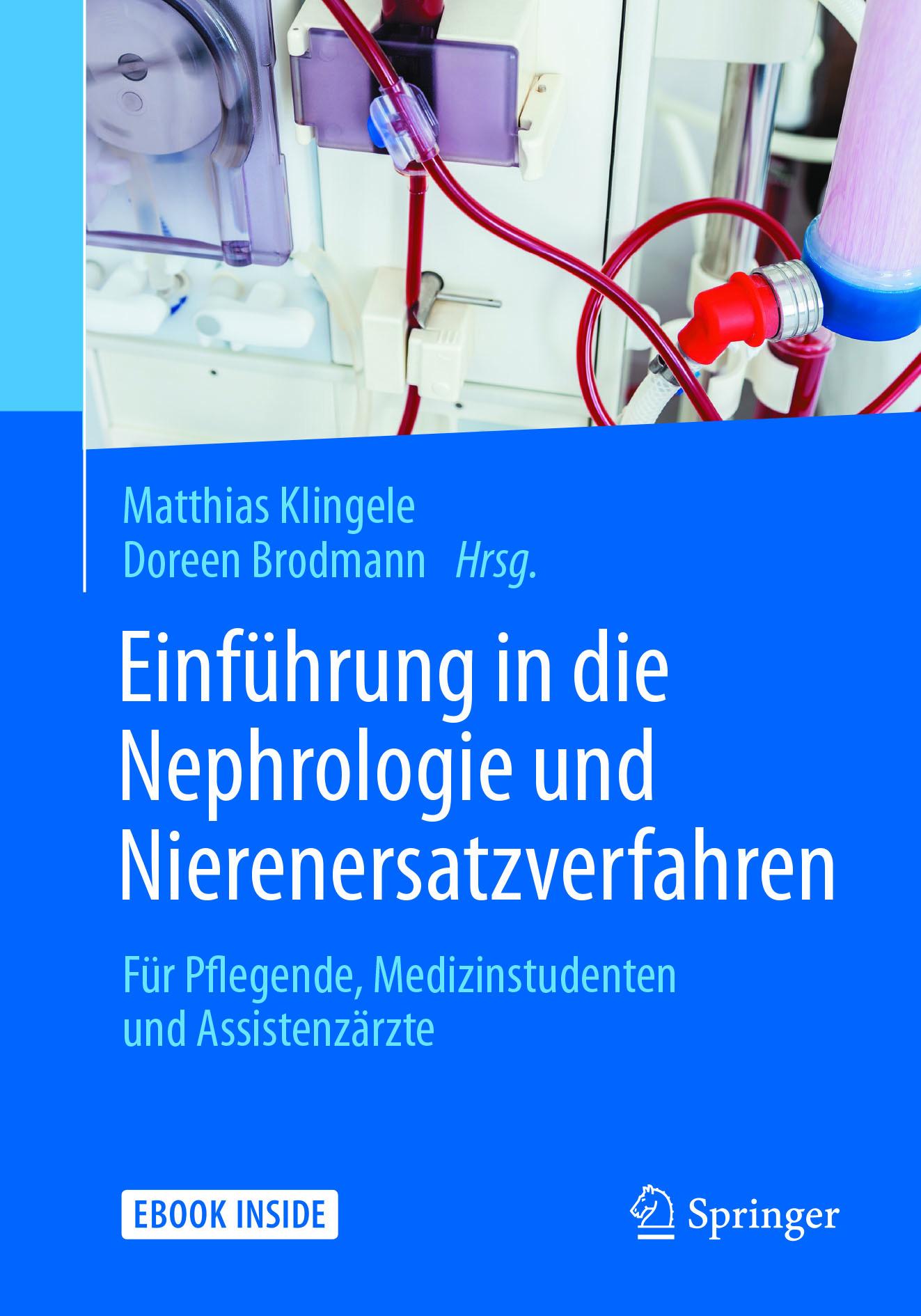 Brodmann, Doreen - Einführung in die Nephrologie und Nierenersatzverfahren, ebook