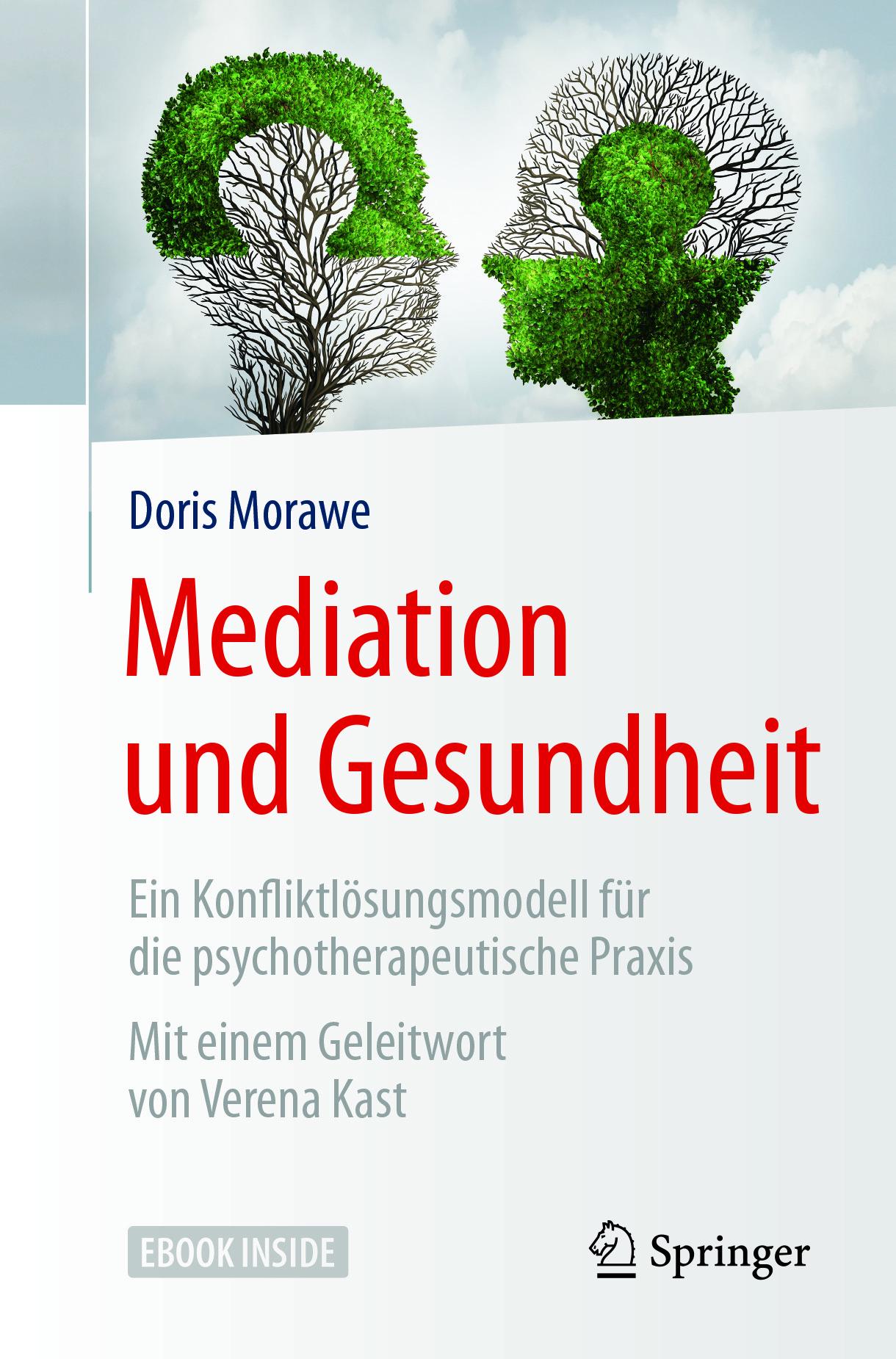 Morawe, Doris - Mediation und Gesundheit, ebook
