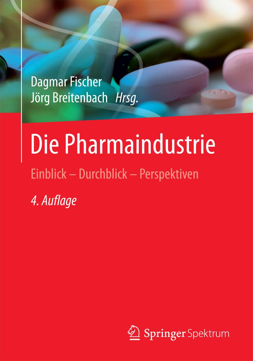 Breitenbach, Jörg - Die Pharmaindustrie, ebook