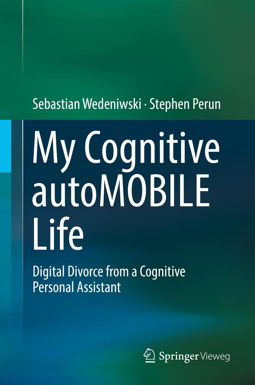 Perun, Stephen - My Cognitive autoMOBILE Life, ebook